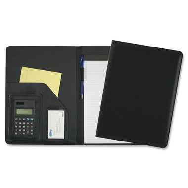 Hilroy Classic Padfolio with Calculator