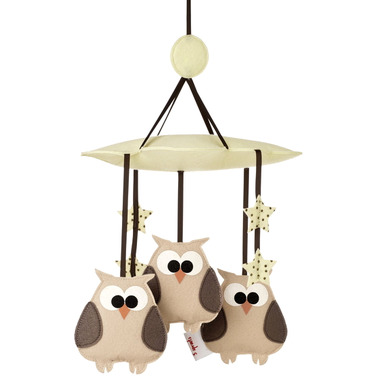 3 Sprouts Owl Mobile