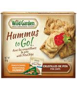 Wild Garden Traditional Hummus Pita Combo Pack