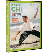 Gaiam Five Day Fit Chi DVD