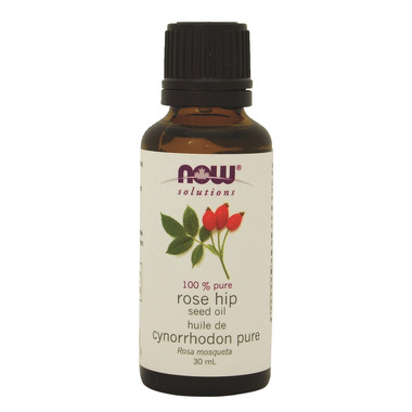 NOW Solutions Rose Hip Seed Oil