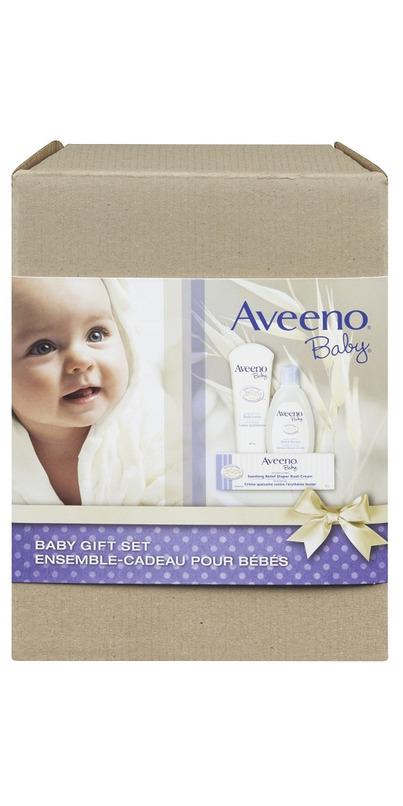 Aveeno Baby Premium Gift Set