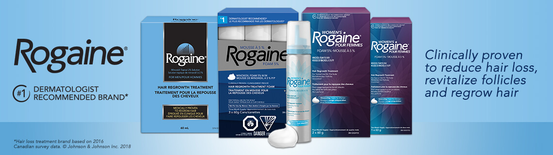Buy Rogaine at Well.ca
