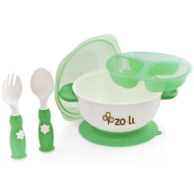 Zoli Stuck Suction Bowl Feeding Kit