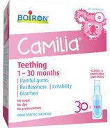 Boiron Camilia Baby Teething 30D
