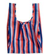 Baggu Standard Baggu Reusable Bag in Red Nineties Stripe