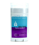 Earth Science Tea Tree & Lavender Natural Deodorant