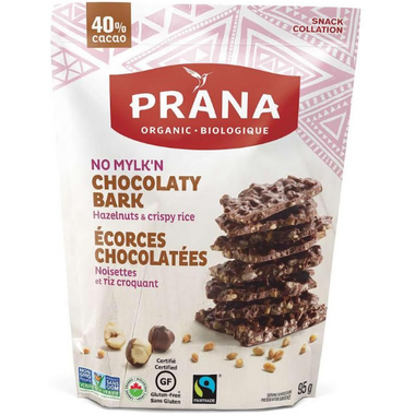 PRANA No Mylk\'n Organic Chocolate Bark