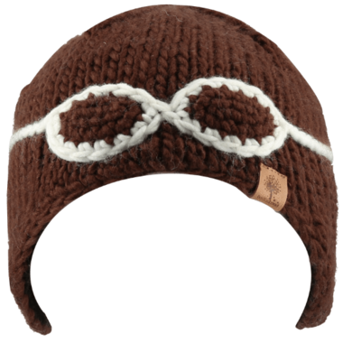 Bedford Road Aviator Knitted Hat