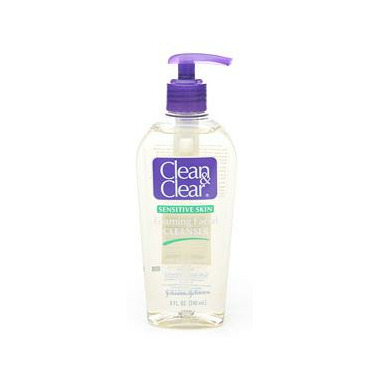 Clean & Clear Foaming Facial Cleanser