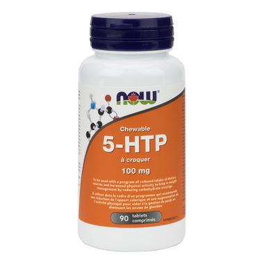 NOW Foods Chewable 5-HTP