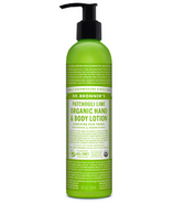 Dr. Bronner's Organic Lotion For Hands & Body