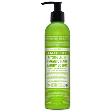 Dr. Bronner\'s Organic Lotion For Hands & Body