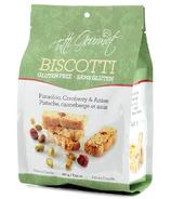 Tutti Gourmet Biscotti Pistachio, Cranberry & Anise