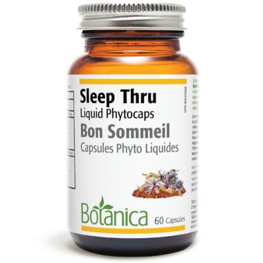 Botanica Sleep Thru Liquid Phytocaps