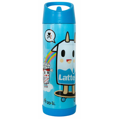 Zoli TokiPIP Insulated Drink Bottle Moffia