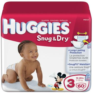 Huggies Snug & Dry