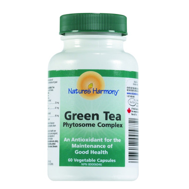 Nature\'s Harmony Green Tea Phytosome Complex