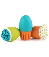 Boon Scrubble Interchangeable Bath Squirt Toy Set