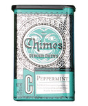 Chimes Peppermint Ginger Chews Tin
