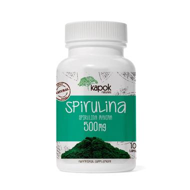 Kapok Naturals Peruvian Spirulina Capsules