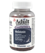 Adult Essentials Melatonin Gummies