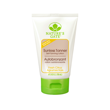 Nature\'s Gate Sunless Tanner Lotion