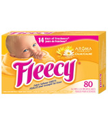 Fleecy Aroma Therapy Calm Dryer Sheets