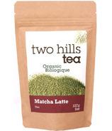 Two Hills Tea Organic Matcha Chai Latte Mix