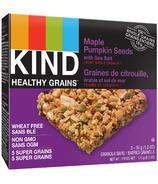 KIND Maple Pumpkin Seeds with Sea Salt Granola Bars