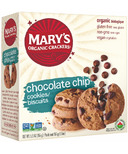 Mary's Organic Crackers Chocolate Chip Cookies