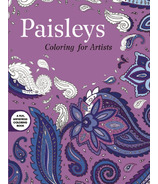 Skyhorse Paisleys Coloring For Artists
