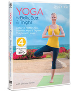 Yoga for Belly, Butt & Thighs DVD