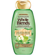 Garnier Whole Blends Green Apple Green Tea Refreshing Shampoo