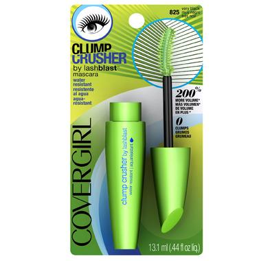 CoverGirl LastBlast Clump Crusher Water Resistant Mascara