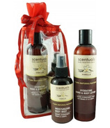 Scentuals Vanilla Body Mist & Lotion Duo Gift Set