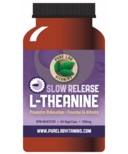 Pure Lab Vitamins Slow Release L-Theanine