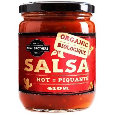 Neal Brothers Organic Hot Salsa