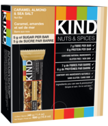 KIND Caramel Almond & Sea Salt Bars
