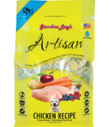 Grandma Lucy's Artisan Chicken Recipe Freeze-Dried Grain-Free Dog Food