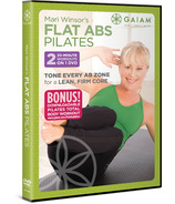 Gaiam Mari Winsor Pilates Abs DVD