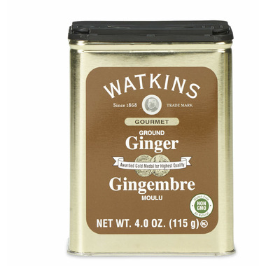 J.R Watkins Ground Ginger