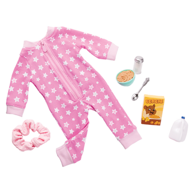 Our Generation Onesies Funzies Pajama Outfit