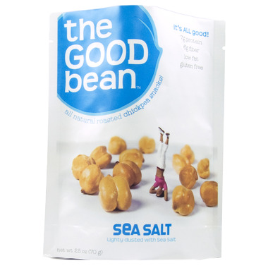 The Good Bean Original Salted Chickpeas