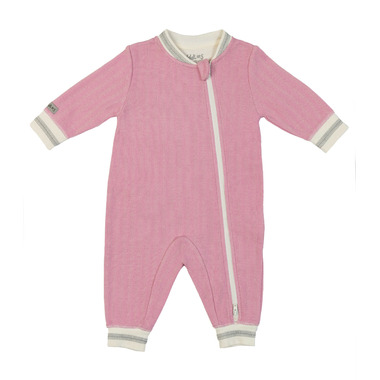 Juddlies Cottage Playsuit Sunset Pink