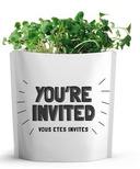 Gift-a-Green You're Invited Pouch