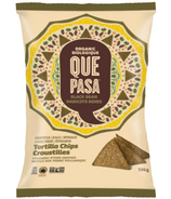 Que Pasa Black Bean Organic Tortilla Chips