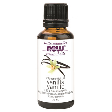 NOW Essential Oils Vanilla Oil Blend