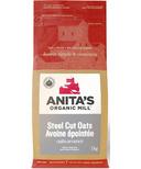 Anita's Organic Mill Organic Steel Cut Oats