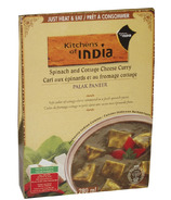 Kitchens Of India Spinach & Cottage Cheese Curry